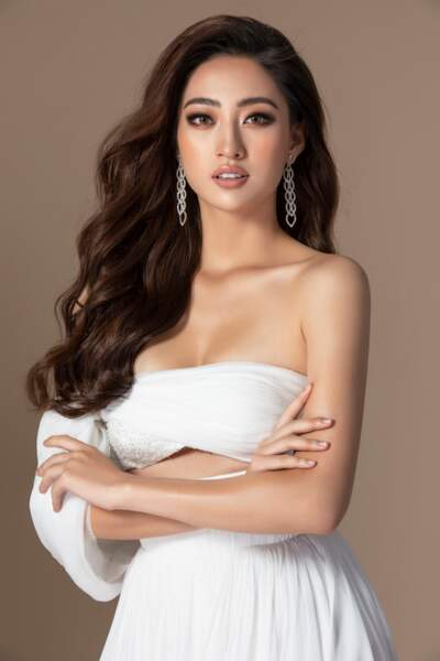 Miss Vietnam : Luong Thuy Linh