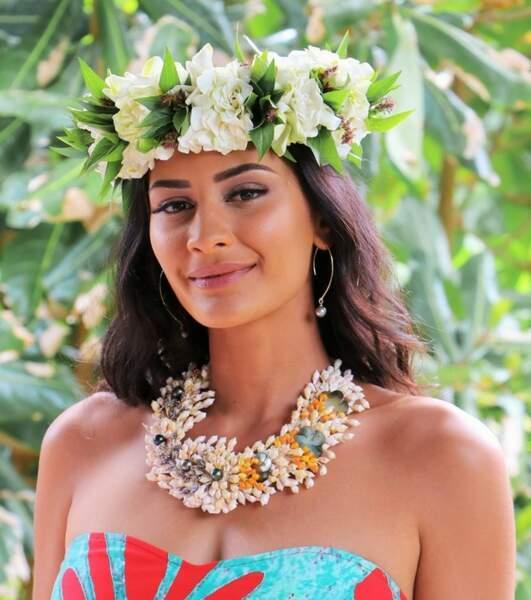 Miss Îles Cook : Tajiya Eikura Sahay