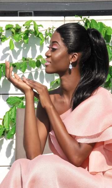 Miss Angola : Brezana Da Costa