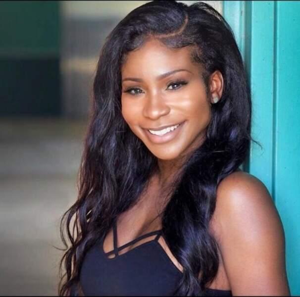Miss Îles Vierges britanniques : Rikkiya Brathwaite