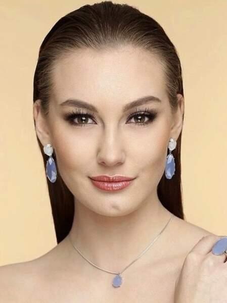 Miss Suède : Daniella Lundqvist