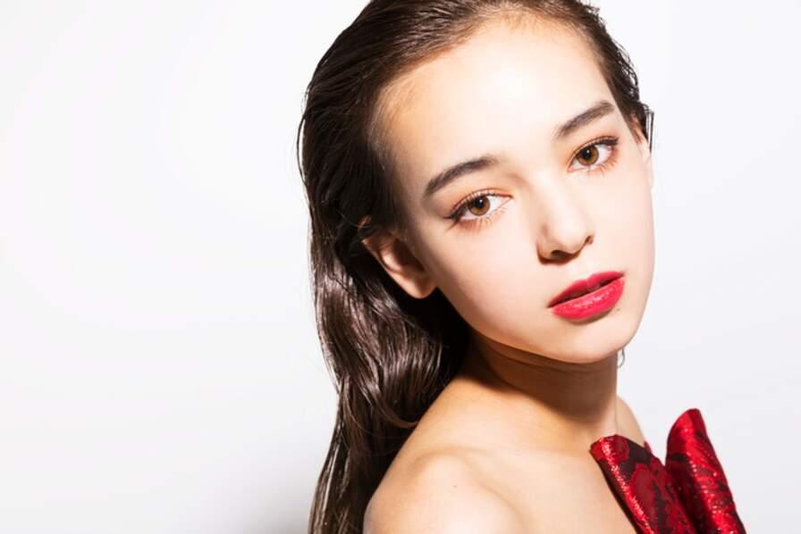 Miss Japon : Malika Sera