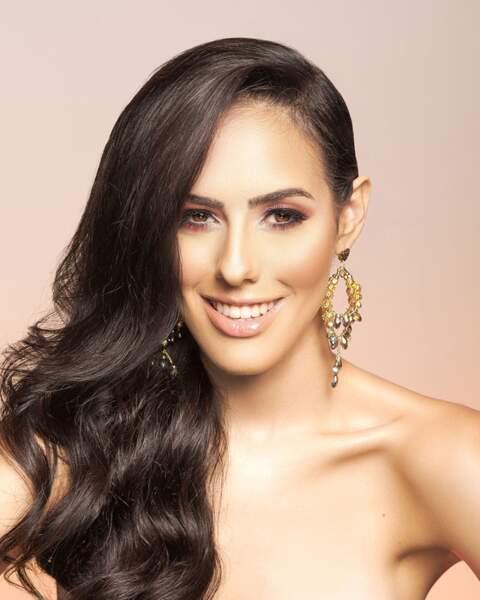 Miss Panama : Agustina Ruiz Arrechea
