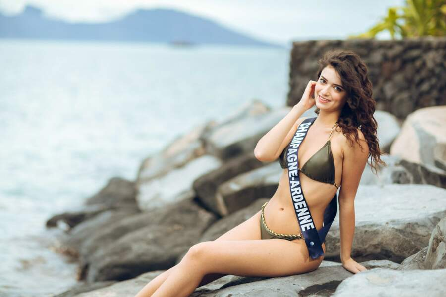 Miss Champagne-Ardenne : Lucille Moine