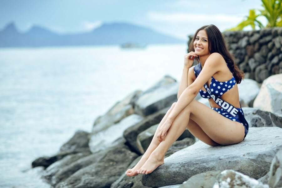 Miss Picardie : Morgane Fradon