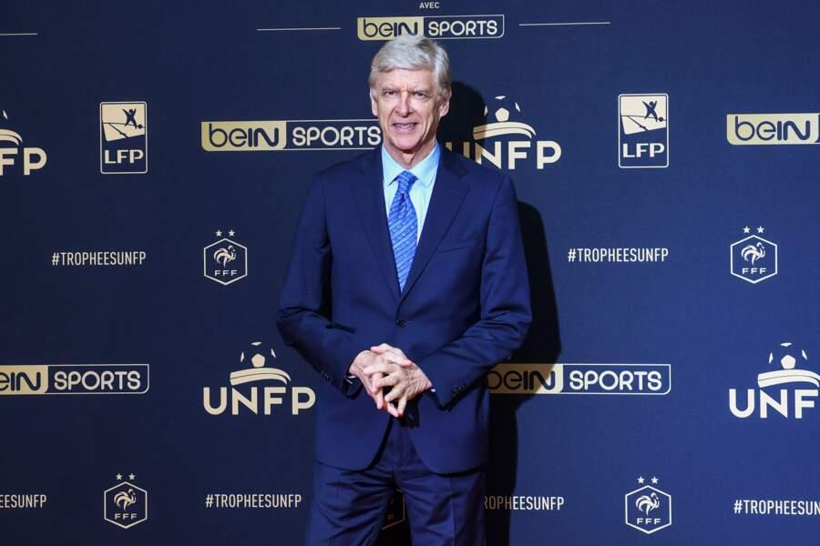 De nombreuses personnalités sont invitées à remettre un prix. On retrouvera Arsène Wenger...
