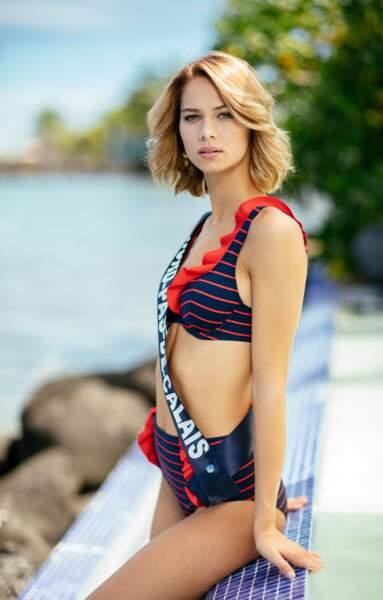 Miss Nord-Pas-de-Calais : Florentine Somers