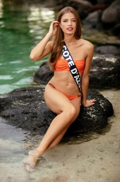 Miss Côte d'Azur : Manelle Souahlia