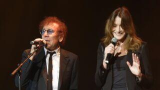 Carla Bruni rend un hommage très drôle à Alain Souchon, les internautes sont sous le charme (PHOTO)