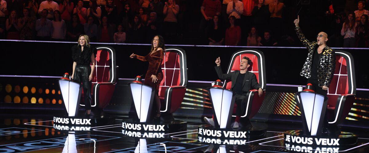 The Voice 2020 : Amel Bent déchainée, Lara Fabian superstar, Marc Lavoine tout en douceur... On a assisté aux