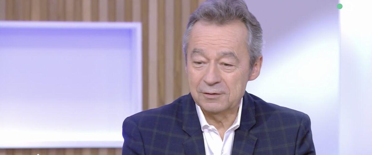 Michel Denisot a été coupé au montage d'un film… à cause de Gérard Depardieu (VIDEO)