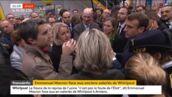 """Échange très tendu entre François Ruffin et Emmanuel Macron face aux anciens salariés de Whirlpool : """"Vous avez merdé !"""" (VIDEO)"""