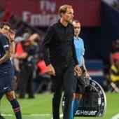 """""""On va en discuter en interne"""", Thomas Tuchel réagit à la sortie de Neymar face à Lille"""