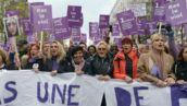 Alexandra Lamy, Julie Gayet, Aïssa Maïga, Adèle Haenel… Elles ont marché à Paris pour défendre les femmes (PHOTOS)