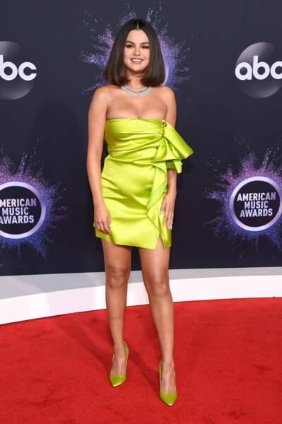 La chanteuse Selena Gomez