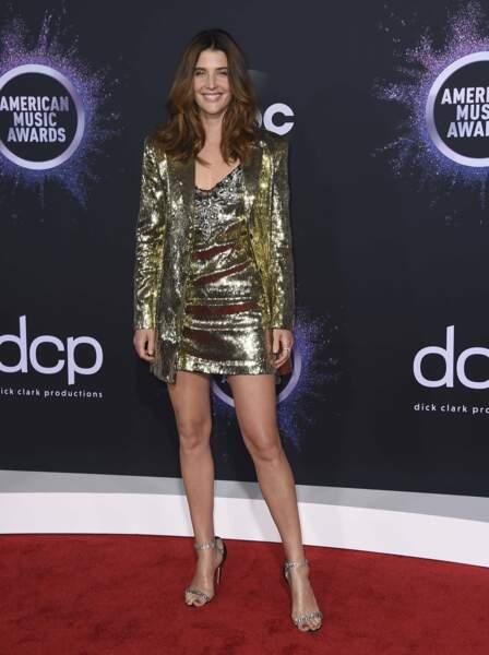 La comédienne Cobie Smulders