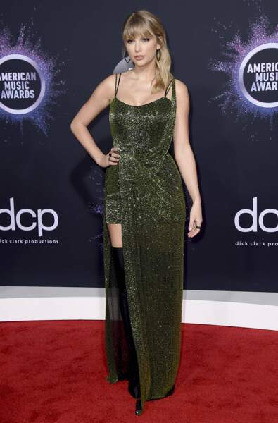 Taylor Swift, la reine de la soirée