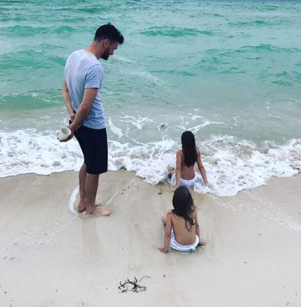 Les vacances, c'est toujours à la mer