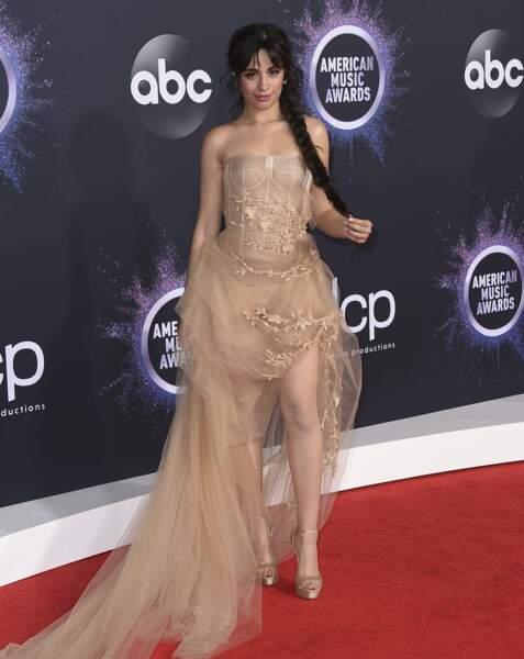 La chanteuse Camila Cabello