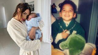 Instagram : Nabilla et Milann en plein câlin, Slimane enfant... (PHOTOS)