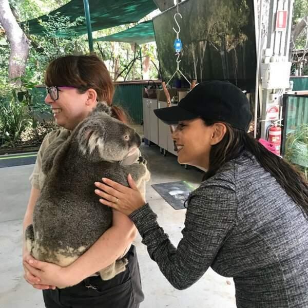 Eva Longoria est une grande protectrice des animaux