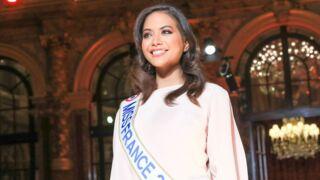 """Vaimalama Chaves """"sereine"""" pour la fin de Miss France, elle profite de ses derniers moments de règne (PHOTO)"""