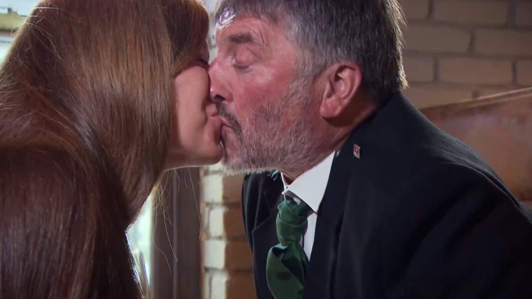 Transformé, Didier semble avoir enfin trouver la femme qui lui correspond