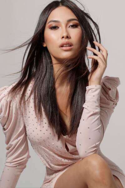 Miss Indonesie : Frederika Cull
