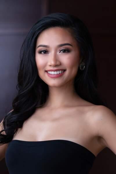 Miss Guam : Sissie Luo