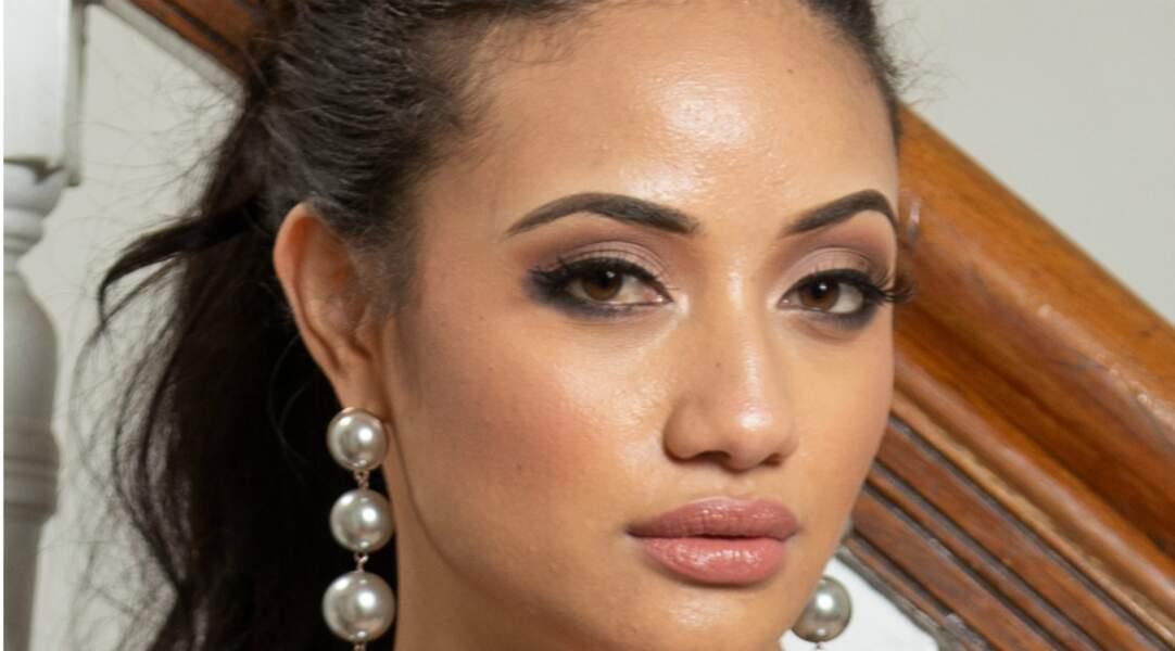 Miss Nouvelle-Zélande : Diamond Langi