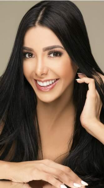 Miss Bolivie : Fabiana Hurtado