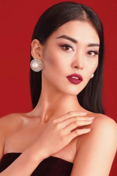 Miss Chine : Xin Zhu
