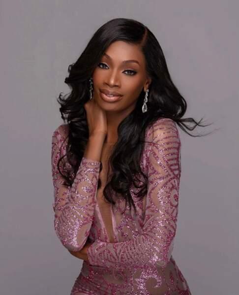 Miss Nigeria : Olutosin Araromi