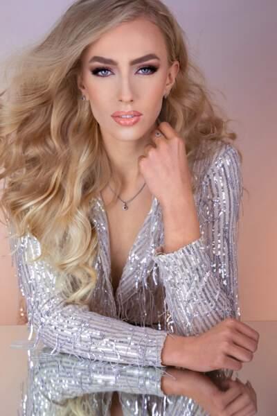 Miss Finlande : Anni Harjunpää