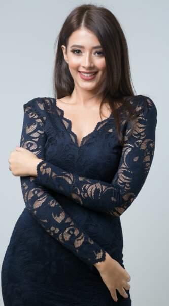 Miss Egypte : Diana Hamed