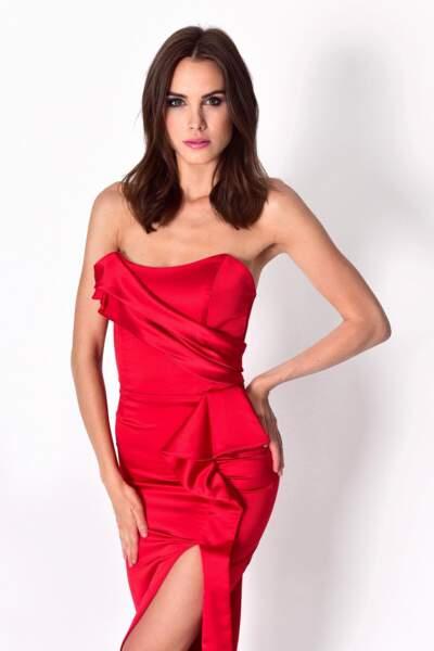 Miss République Tchèque : Barbora Hodacova