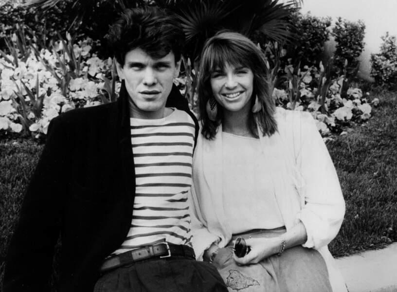 C'est aux côtés de Véronique Jeannot que Marc débute en 1981, dans la série Pause-café