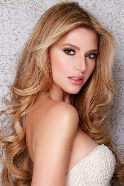 Miss Puerto Rico : Madison Anderson