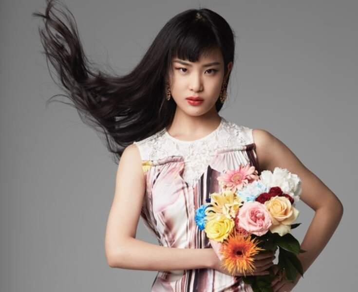 Miss Japon : Ako Kamo