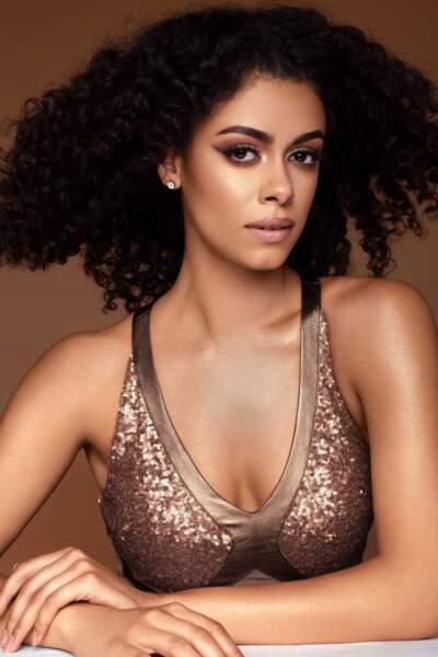 Miss Irlande : Fionnghuala O'Reilly