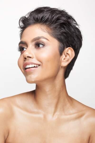 Miss Singapour : Mohanaprabha Selvam