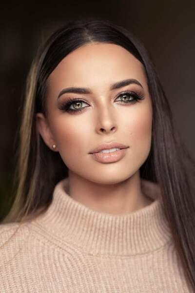 Miss Pologne : Olga Bulawa