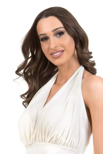 Miss Géorgie : Tako Adamia