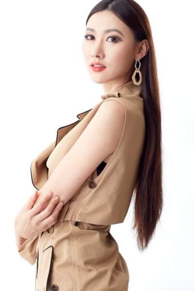 Miss Corée : Lee Yeon Ju