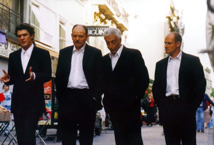 En 2003, c'est le premier opus de la saga Le Coeur des Hommes. 2 autres suivront