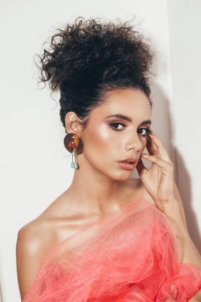 Miss Nicaragua : Inés Lopez