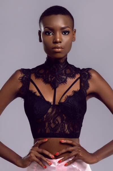 Miss Tanzanie : Shubila Stanton