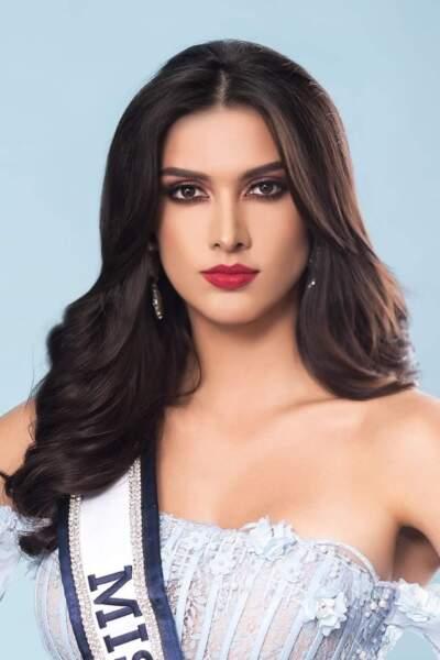 Miss Pérou : Kelin Rivera