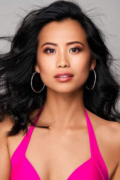Miss Belgique : Angeline Flor Pua