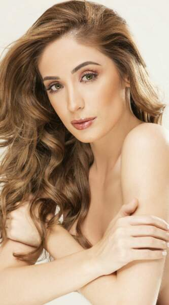 Miss Paraguay : Ketlin Lottermann